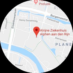 hoofdpijncentra nederland